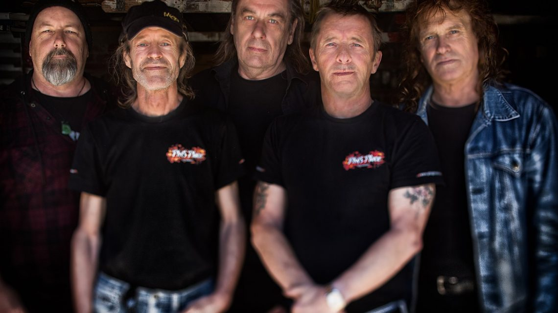 Phil Rudd Band.