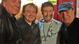 Brian Johnson, Robert Plant, Paul Rodgers