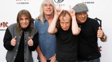 AC/DC. Liver Plate. 2011