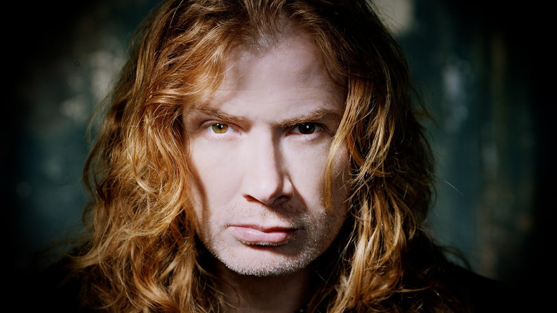 Dave Mustaine e AC/DC