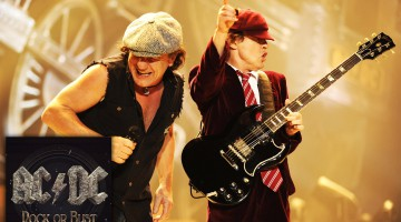 "AC/DC ""Black Ice"" Tour Opener on October 28, 2008 in Wilkes-Barre, Pennsylvania."