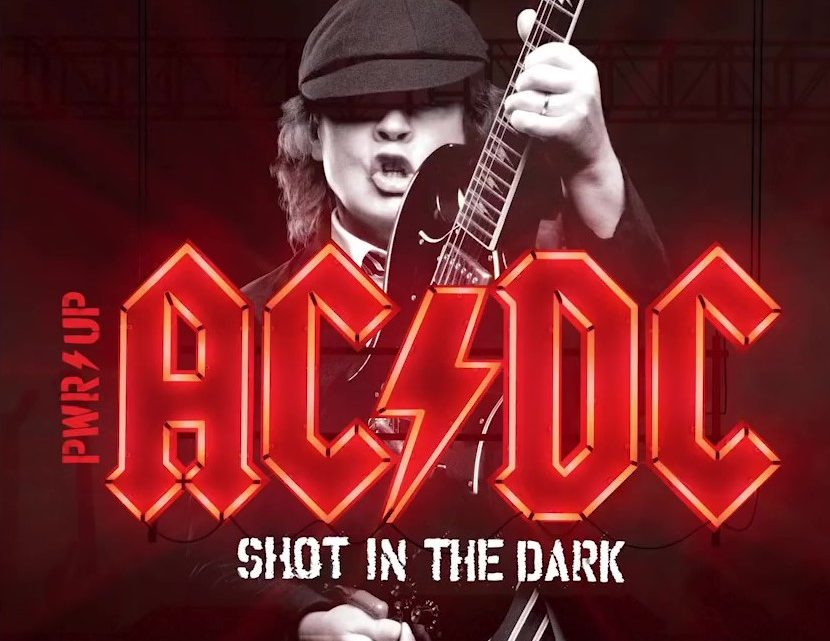 "AC/DC anuncia data de lançamento do single ""Shot In The Dark"""