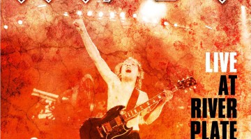 Capa AC/DC Live at River Plate DVD