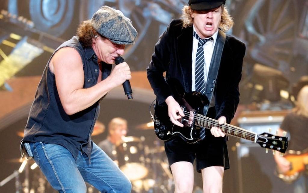 AC/DC. Grammy 2014.