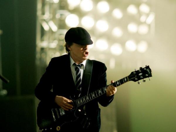 Angus Young. 2008.