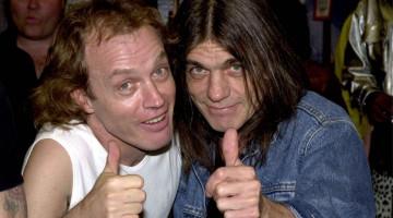 Rumor: Malcolm Young em todas as músicas do novo álbum do AC/DC?