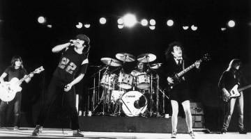 AC/DC: 38 anos do álbum Back in Black