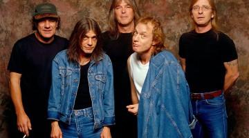 AC/DC. 2001. Stiff Upper Lip.