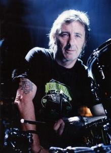 Phil Rudd - 2008