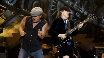 AC/DC. Black Ice Tour. 2008 - 2010.
