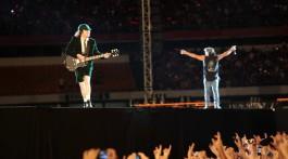 AC/DC - Black Ice Tour - 2009 no Brasil