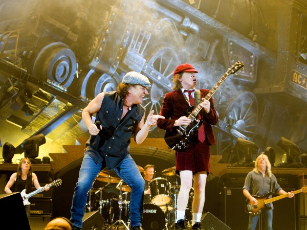 AC/DC. Black Ice Tour.