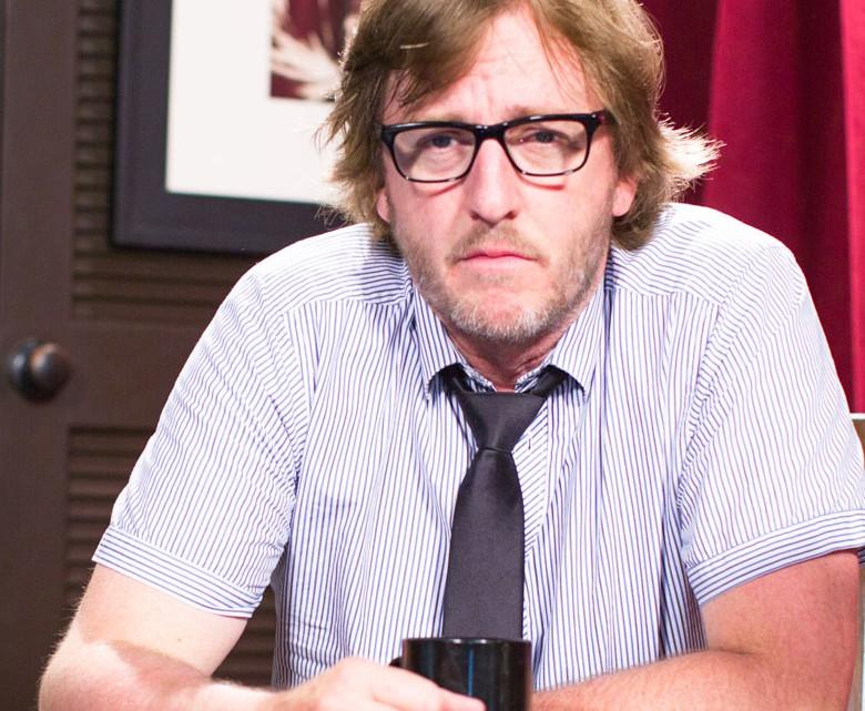 Produtor Brendan O' Brien. 2014.