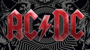 Capa AC/DC Black Ice 2008