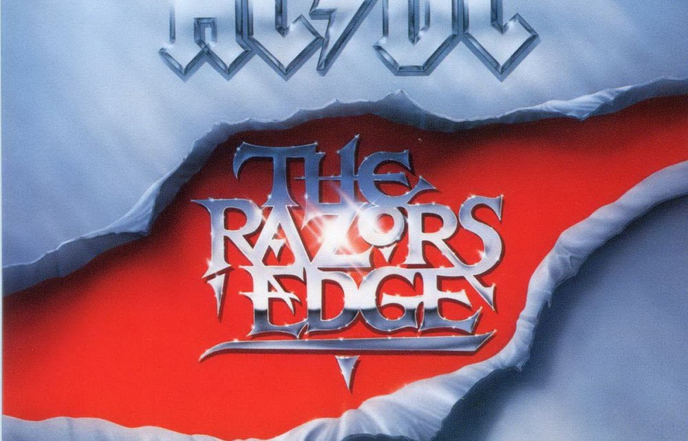 AC/DC Capa The Razor's Edge
