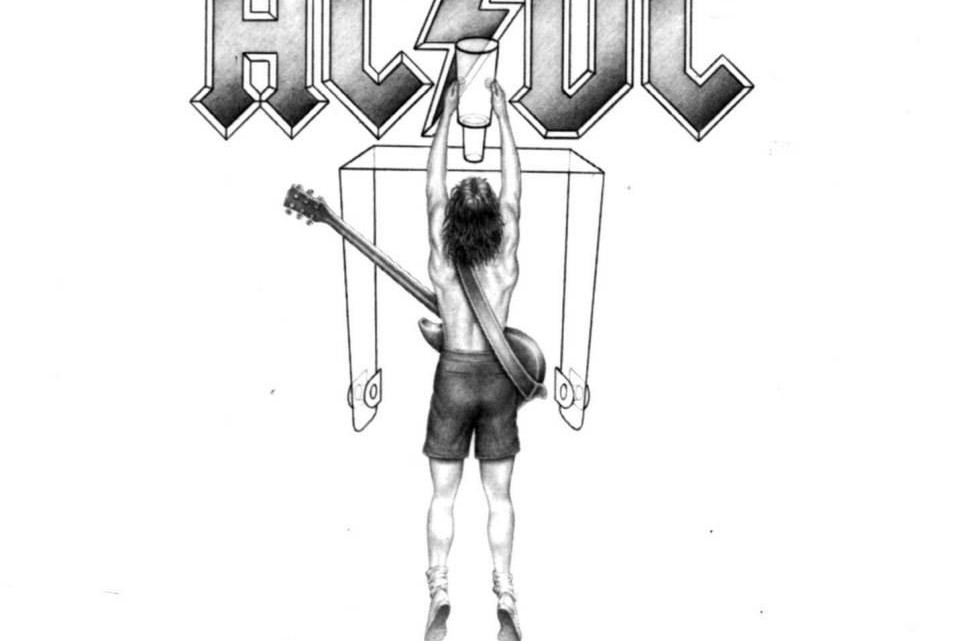 AC/DC Capa Flick of the Switch
