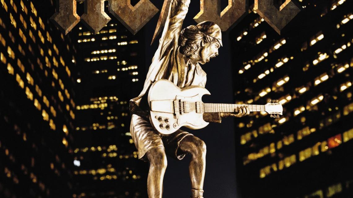 AC/DC Capa Stiff Upper Lip 2000