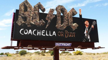 AC/DC. Coachella 2015.