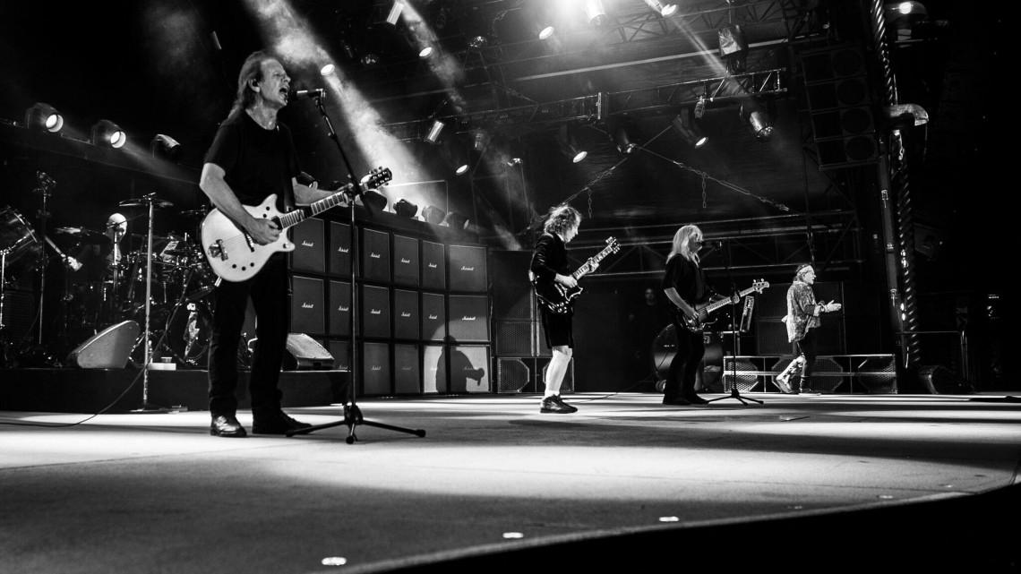 AC/DC. Europa. 2016.