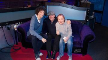 AC/DC. Howard Stern. 2014.