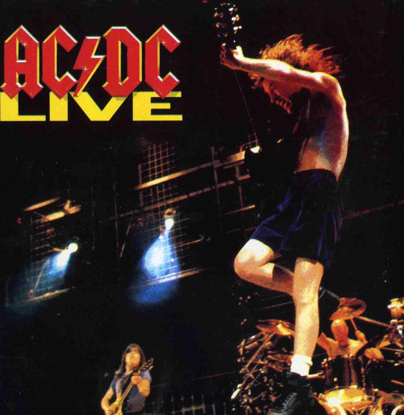 Capa AC/DC Live