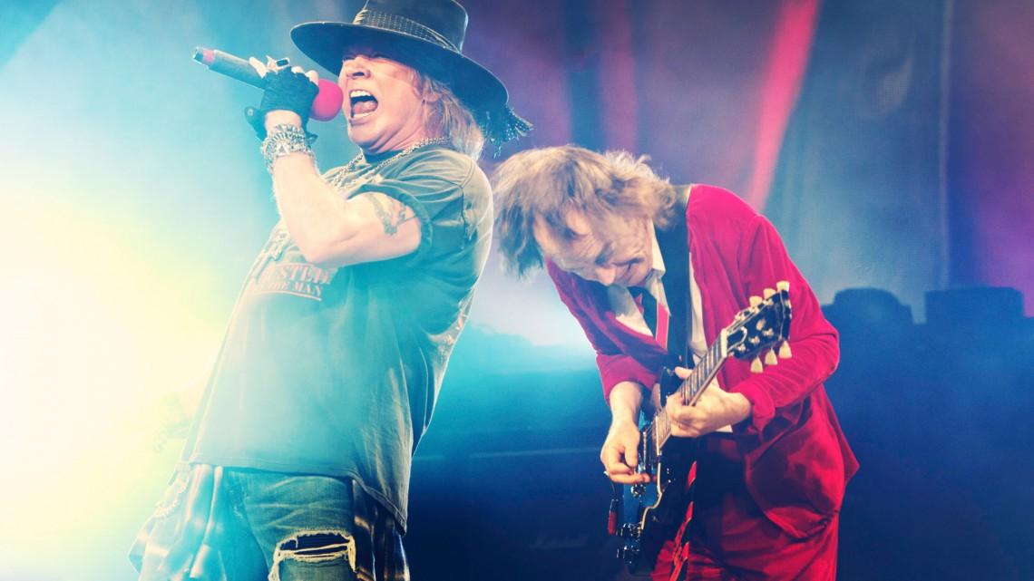 AC/DC. Madison Square Garden 2016.