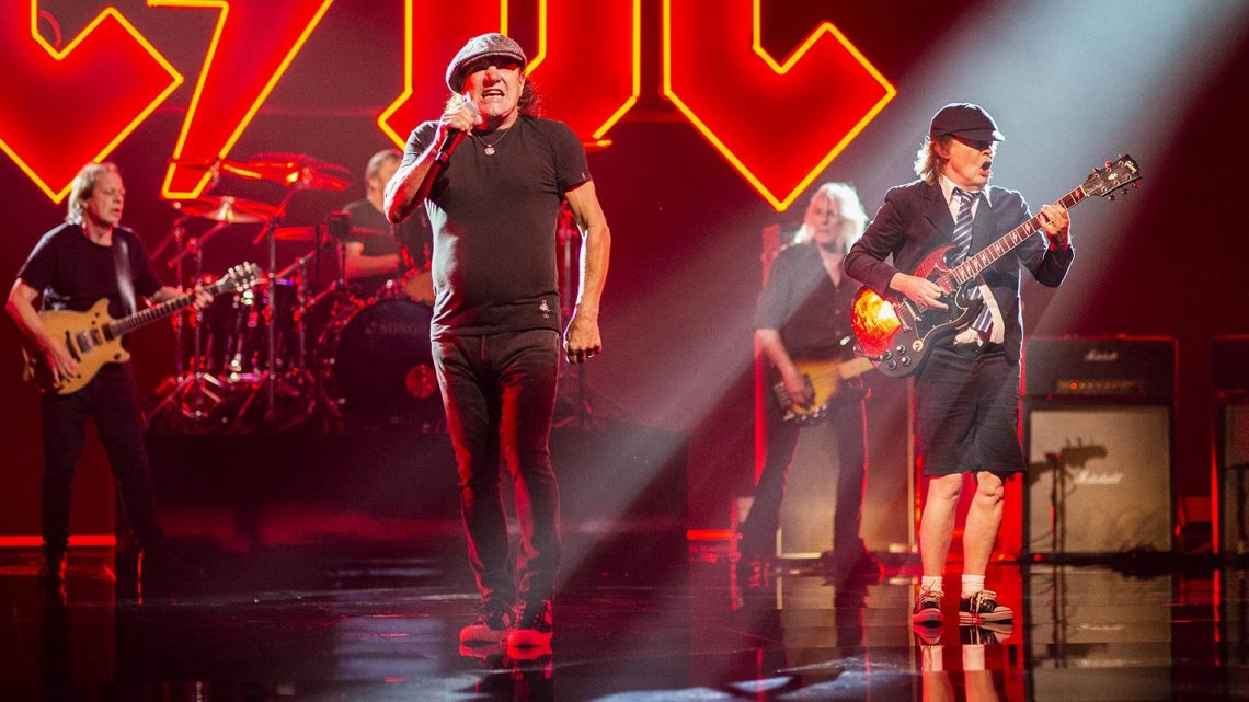 AC/DC vaza fotos de novo clipe em site oficial 3