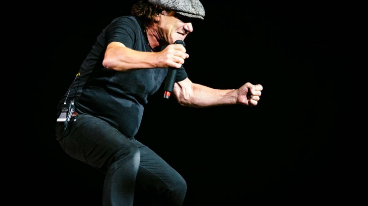 AC/DC. Plains of Abraham, Quebec, CAN.