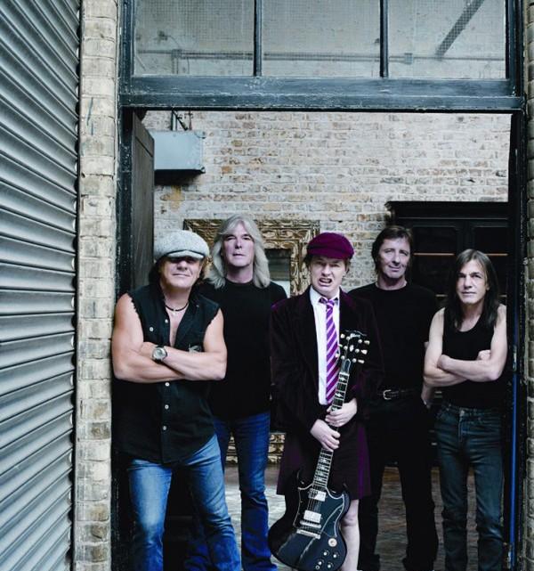 Foto da banda em 2008