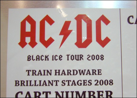 "AC/DC: Criando o ""Trem do Rock n' Roll"""