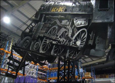"""AC/DC - Construção do """"Trem do Rock n' Roll"""""""
