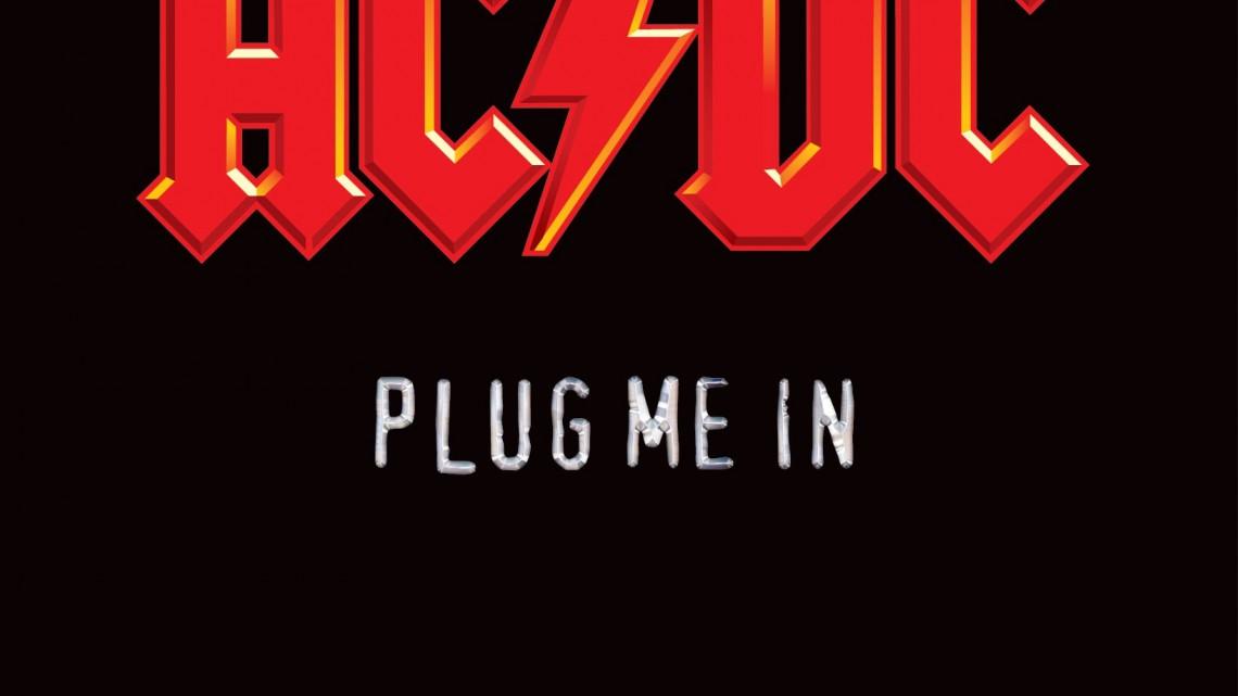 Capa DVD - AC/DC Plug Me In