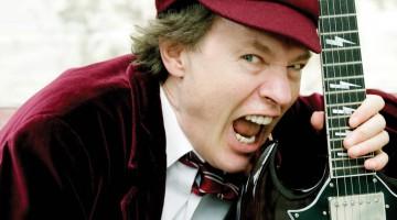 Angus Young: 2008