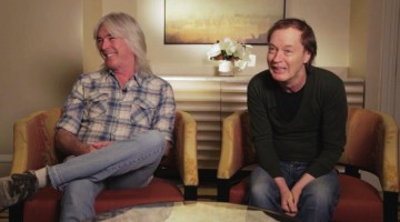 Angus Young, Cliff Williams. 2014.