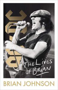Autobiografia de Brian Johnson será lançada em Outubro