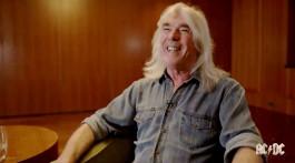 Cliff Williams. Entrevista AC/DC em junho de 2016.