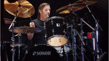 Baterista do AC/DC Phil Rudd