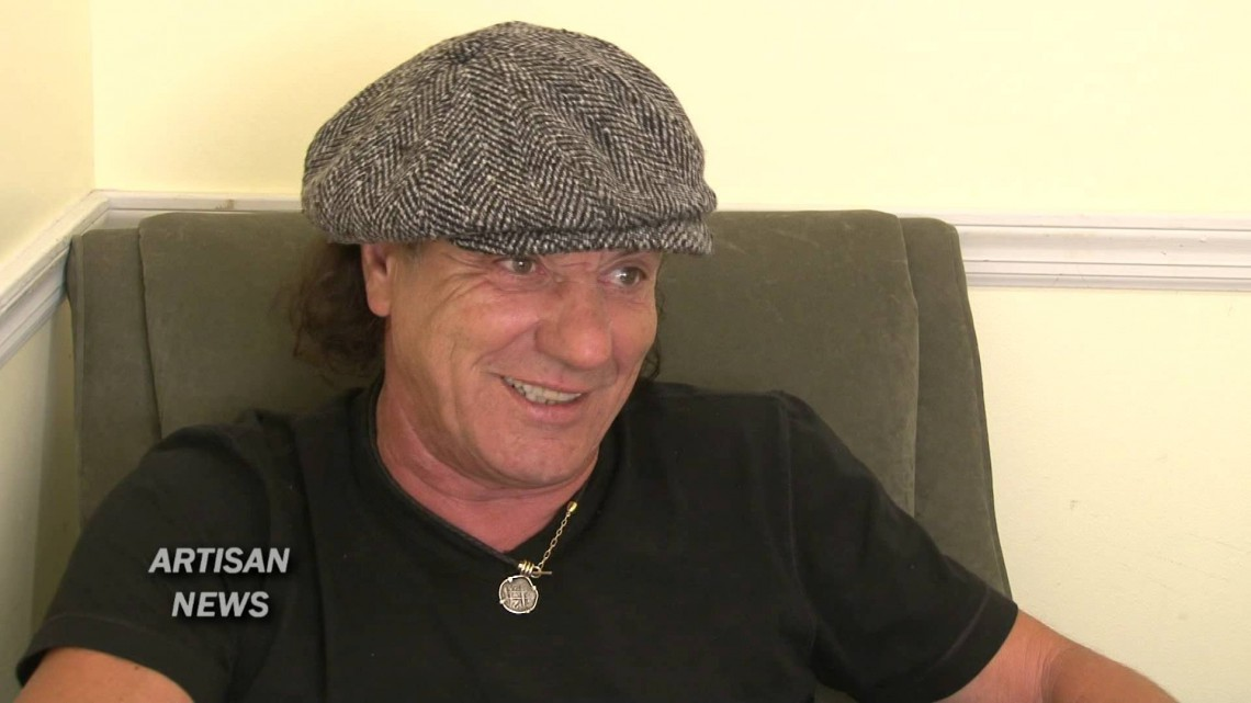Brian Johnson. 2009. Rockers and Rollers.
