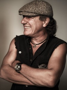 Brian Johnson - Revista Rolling Stone 2009