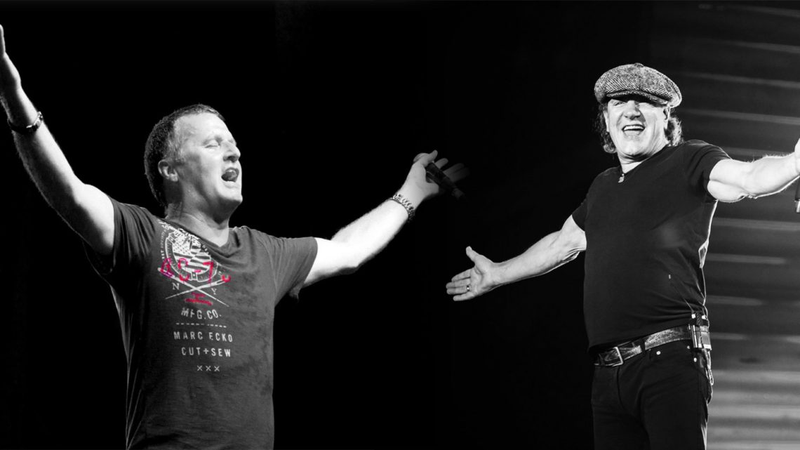 Brian Johnson e Greg Billings