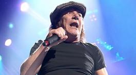 Brian Jonhnson confirma que está de volta ao AC/DC