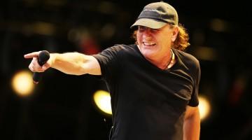 Brian Johnson. AC/DC.