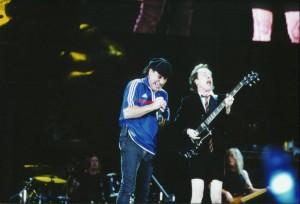 Brian e Angus - França 2000