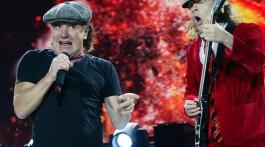 Brian Johnson, Angus Young - AC/DC