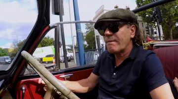 Primeiro trailer do novo programa de Brian Johnson; Assista