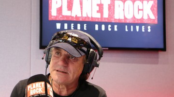 Brian Johnson - AC/DC - Planet Radio - 2016