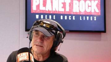 Brian Johnson - AC/DC - Planet Radio - 2016