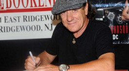 Brian Johnson - Rockers and Rollers - Livro