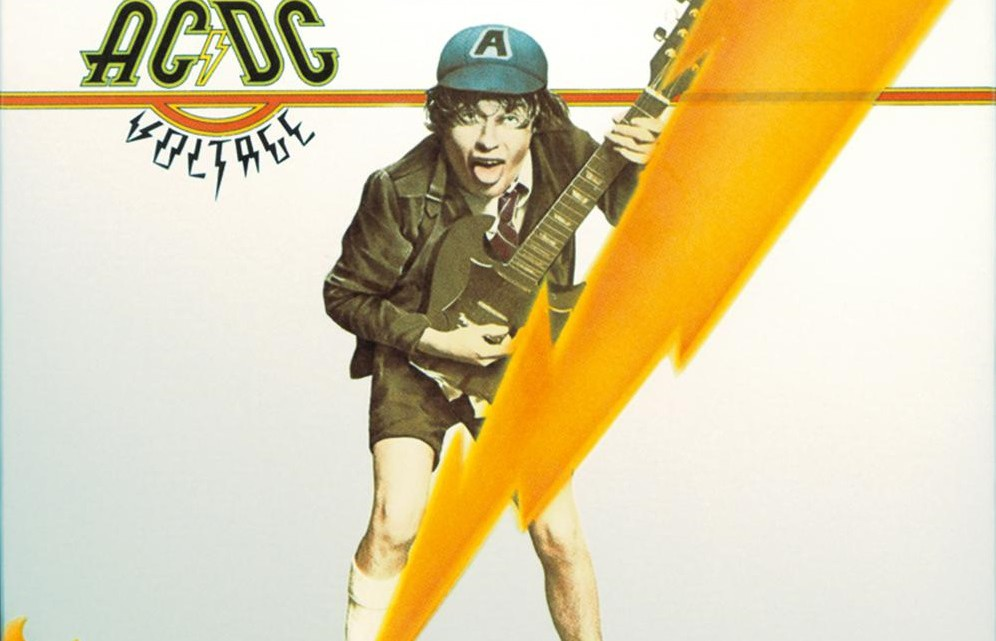 Álbum High Voltage Internacional 1976