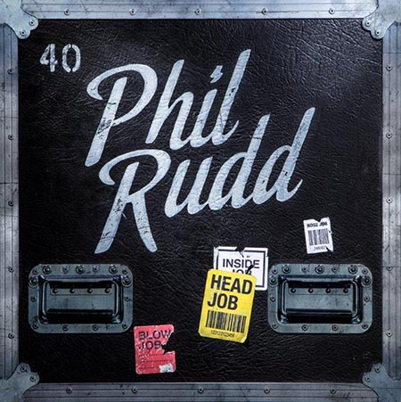 Capa do álbum solo de Phil Rudd